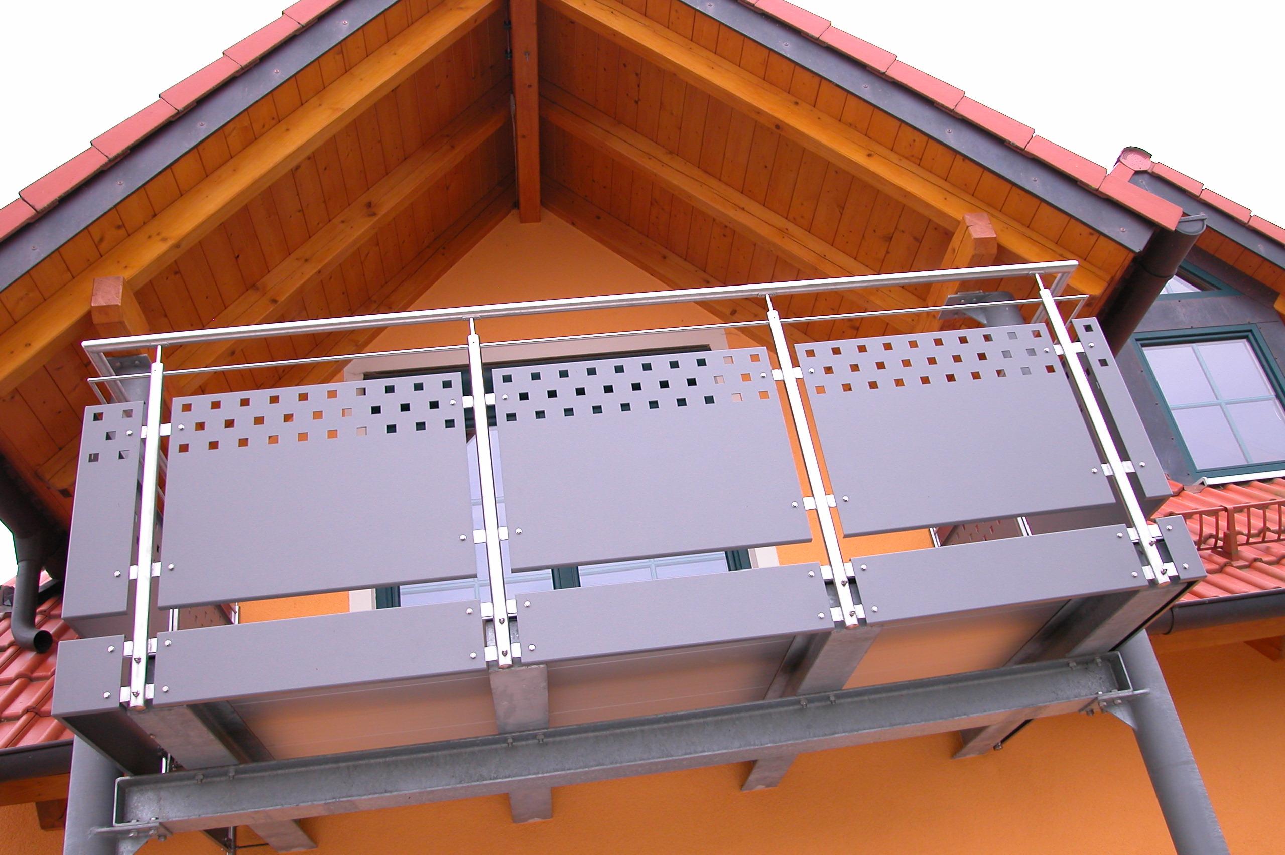 Wegerer Balkon Sichtschutz