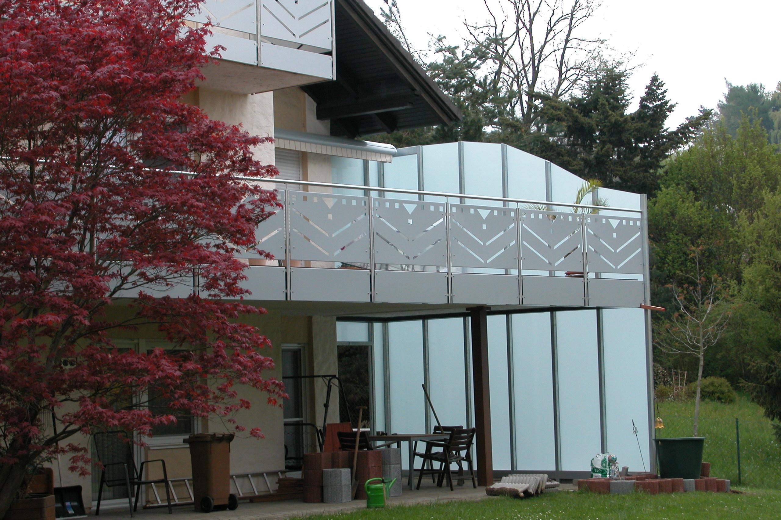 Wegerer - Balkon und Terrasse