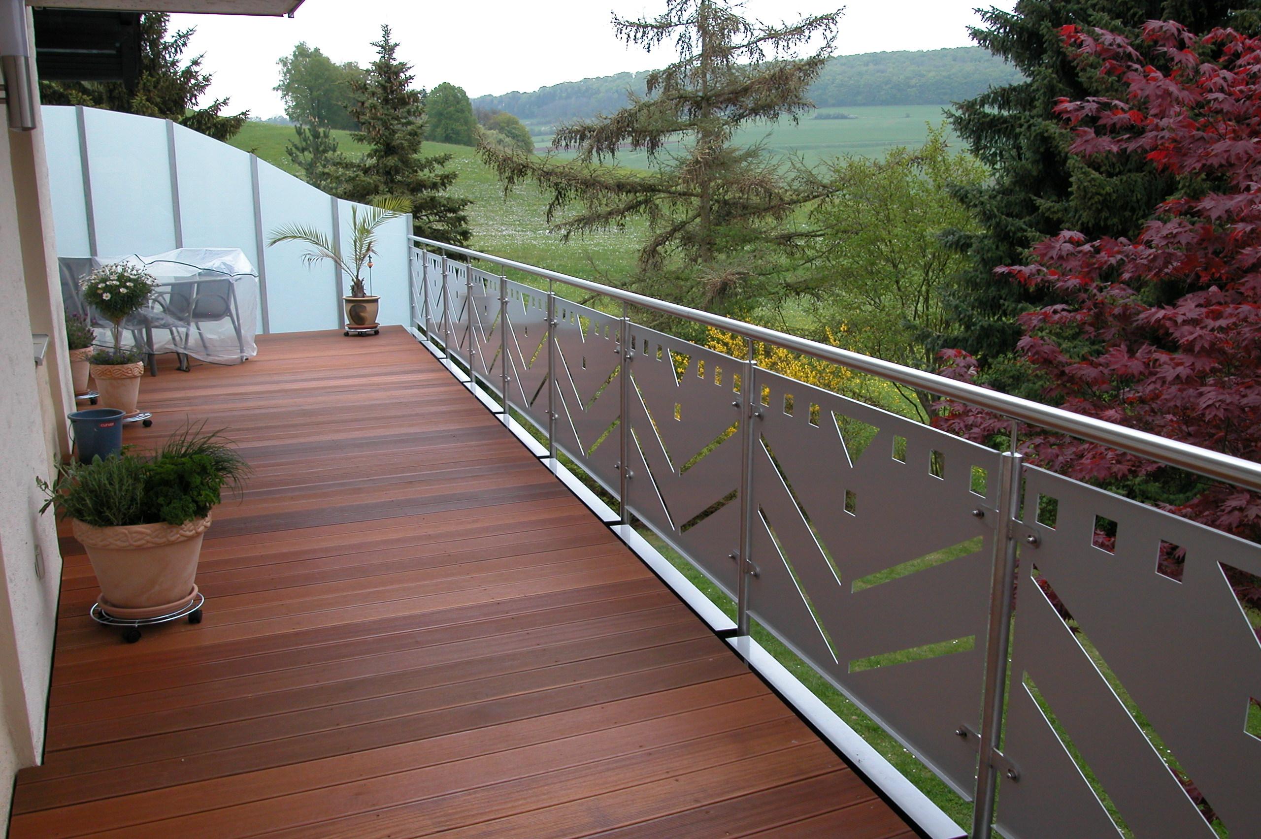 Wegerer Balkon